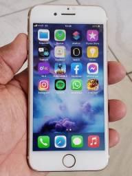 iPhone 7 rose 128gb leia o anúncio