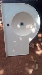 Pia para banheiro 90 reais