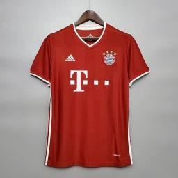 Camisa do Bayern de Munique 20/21