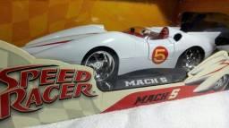 Speed Racer 1;18 Mach 5 Jada 2008 - Novo