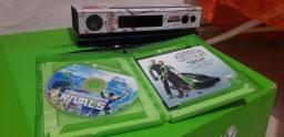 Kinect xbox one + jogo (perfeitas condições)