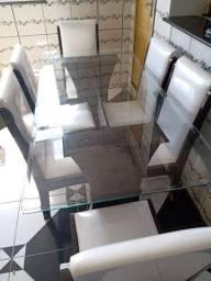 Mesa 6 cadeiras Oportunidade