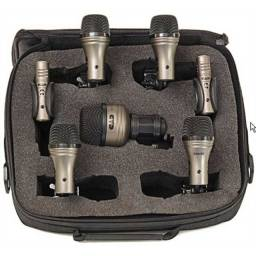 Kit de microfones para bateria CAD