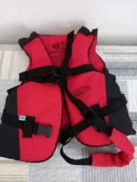Kit de mergulho p/ criança a partir de 6 anos cor rosa