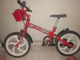 Vendo - bicicleta caloi aro 16