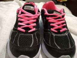 Tenis Kappa infantil feminino M:34