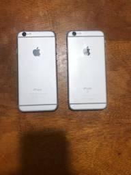 IPhone 6 e 6S vendo ou troco