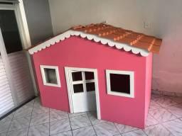 Casinha de brincar de boneca