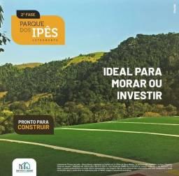 Segunda fase loteamento Parque dos Ipês - Barra Mansa