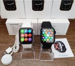 Lançamento Smartwatch Iwo W46 Tela 1.75 (44mm)