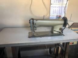Máquina de costura industrial Pfapp