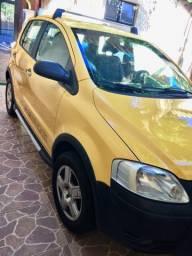 Crossfox Amarelo