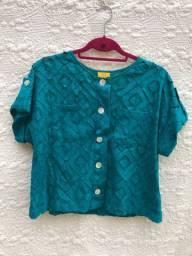 Camisa Ruby Rd