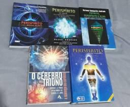 Livros Espirita Espiritismo (Coleção Perispírito)