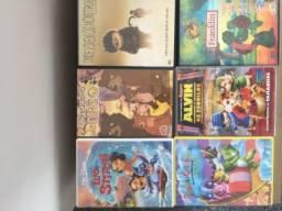 DVDs variados