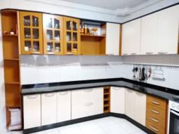 Cozinha modulada + Fogão 6 bocas + Depurador