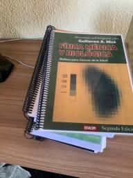 Livros medicina - barato - r$60,00