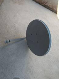 Vende-se antena parabólica Sky