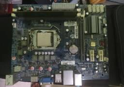 Placa Mãe DDR 3 (Retirada de peças)