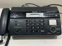 Fax e telefone