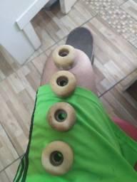 Rodas de skate usadas