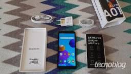 Troco a01 core um mês de uso(em outro celular)