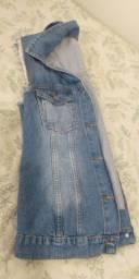 Vendo colete jeans 42
