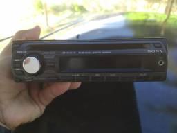Auto Rádio Sony Explod