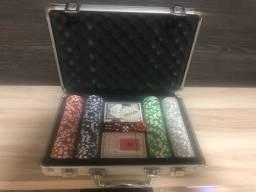 Maleta Kit Jogo Poker