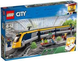 Lego City 60197 Passenger Train, Novo, Pronta Entrega!