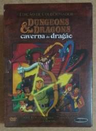 Caverna do Dragão Série Completa