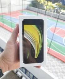 Promoção iPhone Se 2ª Geração 64Gb Preto Novo Lacrado