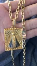 corrente ouro 18k