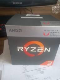 Ryzen 3 2200G (Com vídeo integrado)