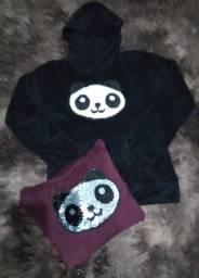 Moletons Panda