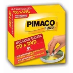 Aplicador capa Cd Cdpply Pimaco Semi Novo Na Caixa