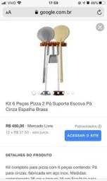 Kit para pizzas(CASTANHAL)