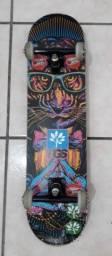 Skate Completo Iniciante Progress - PGS Tigre - Estampado