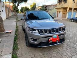 Jeep Compass Limited 2019 -  Muito Novo!!!