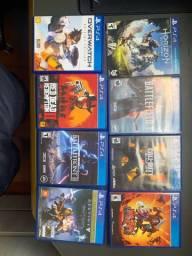 Jogos de PS4 e PS5
