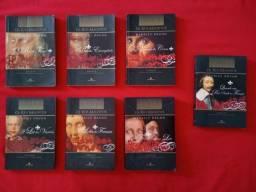 Livro Colecao completa de os reis malditos Maurice Druon
