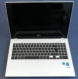Notebook Lg 15U530 i5 4210U + 4gb + ssd 32 + 500gb