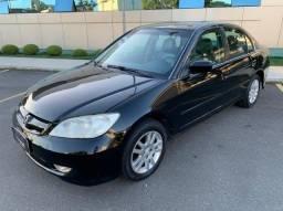 Civic LX 1.7 Aut - 2006