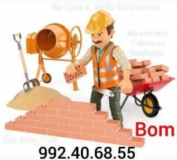 Pedreiro consertinhos encanador eletricista