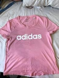 blusa Nike e Adidas