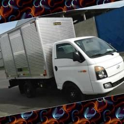 Título do anúncio: Mudança Frete Caminhão Baú HR por grande Goiânia e Interiores etc