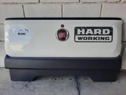 Tampa Traseira Fiat Strada Hard Working 2018