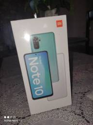 Redmi Note 10 Cinza 64GB Versão Global Lacrado