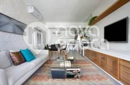 Apartamento à venda com 2 dormitórios em São conrado, Rio de janeiro cod:CP2AP55136