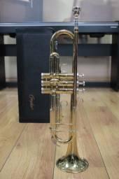 Trompete Condor Ctr145Bb Si Bemol Laqueado - Produto Novo - Loja Física